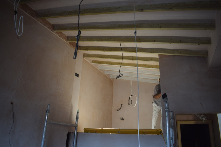 wall and ceiling painting preparation