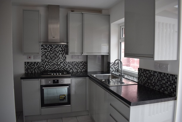 Kitchen fitting in London